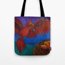 To give a Phoenix a home Tote Bag