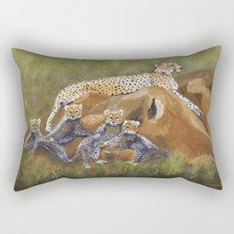 Cheetahs Rectangular Pillow