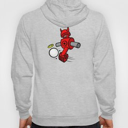 Foosball's the Devil Hoody