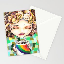 Abigail April Stationery Cards