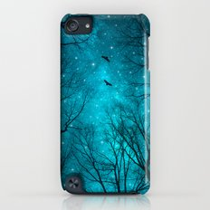Stars Can't Shine Without Darkness iPod touch Slim Case
