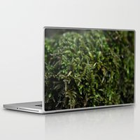 moss Laptop & iPad Skins featuring Moss by Best Light Images