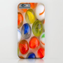 Group of Marbles iPhone Case