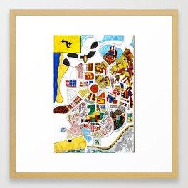 Intamicity Framed Art Print