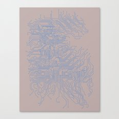 Let's Make Things More Complicated. Canvas Print