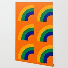 Citrus Bow Wallpaper