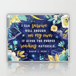 I can survive Laptop & iPad Skin