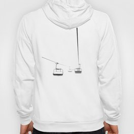 Lifts from and to nowhere Hoody
