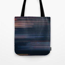 Glitched v.4 Tote Bag