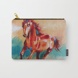 Runing Horse Carry-All Pouch