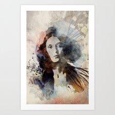 She I Art Print