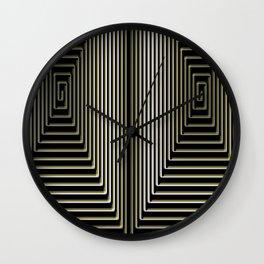 Optical Teaser, 2490a2 Wall Clock