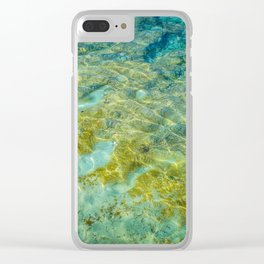 Bahamas Water Clear iPhone Case