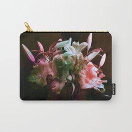 Fleur 6 warm tone Carry-All Pouch