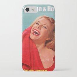 affisso Birghton and Hove iPhone Case