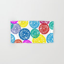 Party Banners Hand & Bath Towel