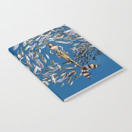 Mermaid in Monaco Notebook