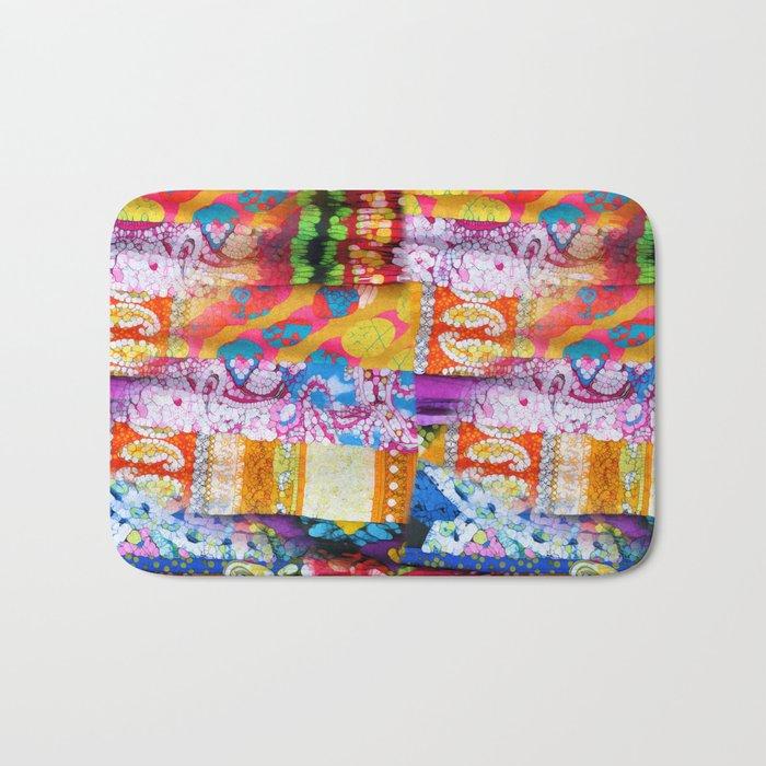 Gipsy Blanket Bath Mat