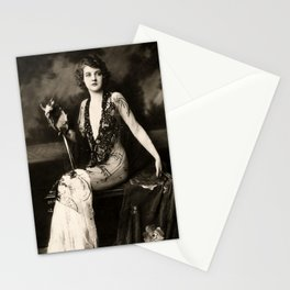 Erotique La Femme Vintage Nude Art Studies No.72 Stationery Cards