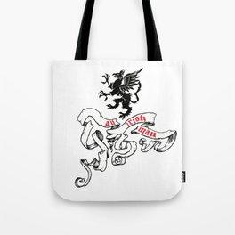 an irishman Tote Bag