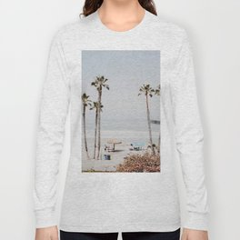palm trees x / california Long Sleeve T-shirt