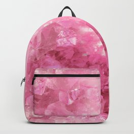 Sweet Pink Crystals Backpack