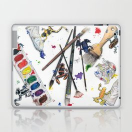 Dart Frogs Laptop & iPad Skin