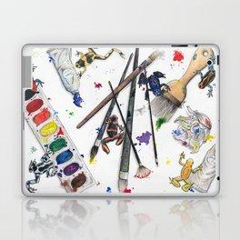 Dart Frogs Laptop & iPad Skin