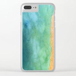 Sea XTX Clear iPhone Case