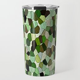 Green Grass Of Summer Travel Mug