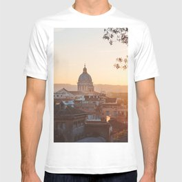 Sunset in Rome, Italy T-shirt