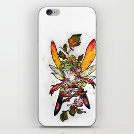 Chrysantheme Fairy iPhone Skin