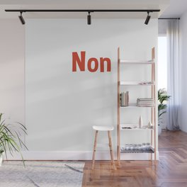 Non Wall Mural