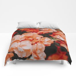 Spring Flowers II Comforters