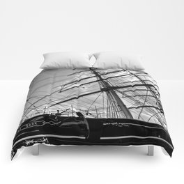 The Cutty Sark  Comforters