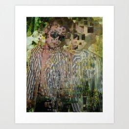 Materialized Art Print