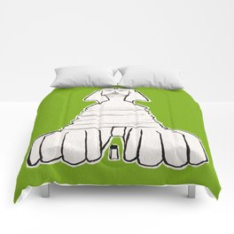The great sphinx of Giza Comforters
