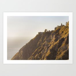 Home at the Edge of the World Art Print