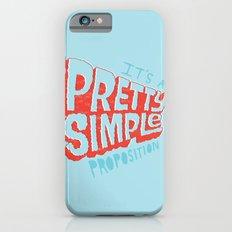 Pretty Simple iPhone 6s Slim Case