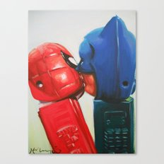 Super Romance Canvas Print