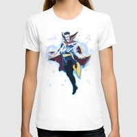enerjax T-shirts featuring Doctor Strange by enerjax