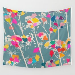 cow parsley 1 Wall Tapestry