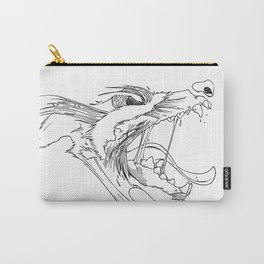 Wolf Rot Carry-All Pouch