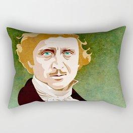 Young Frankenstein Rectangular Pillow
