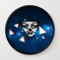 dimensional snap Wall Clock