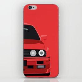 Classic 90s Car iPhone Skin