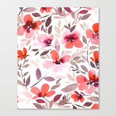 Espirit Blush Canvas Print