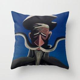 Don Q II Throw Pillow