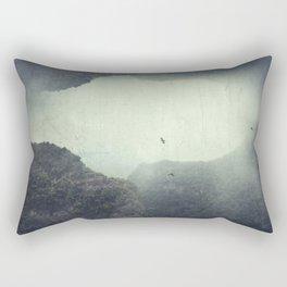 the Opening Rectangular Pillow