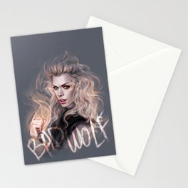 Bad Wolf Stationery Cards